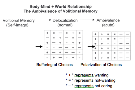Body-Mind + World Relationships / Ambivalence